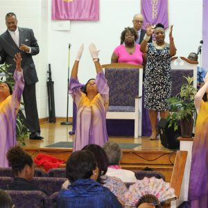 Easter Program Dance