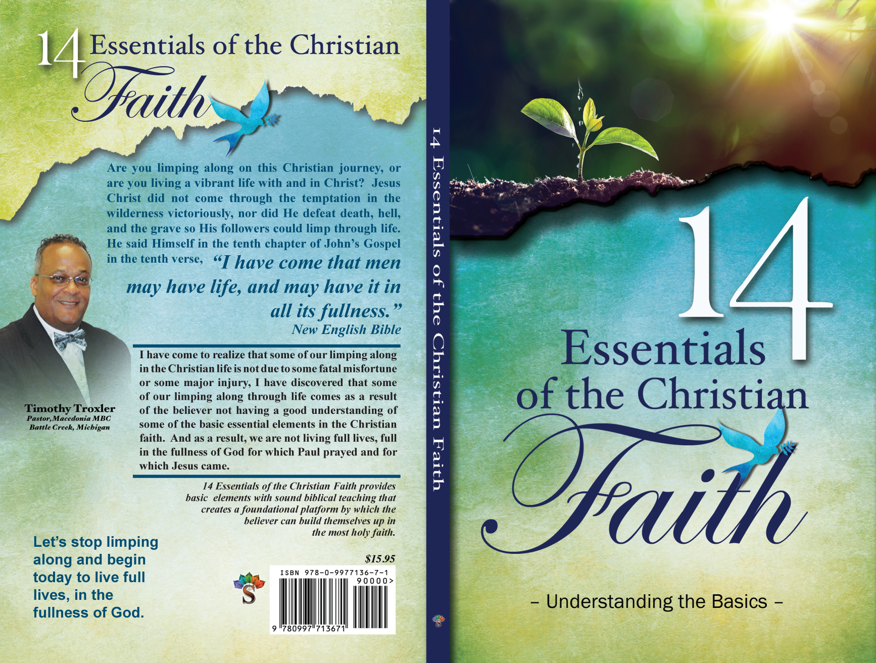 Macedonia Missionary Baptist Church 14 Essentials of the Christian Faith