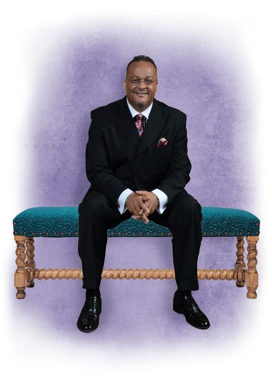Pastor Timothy Troxler